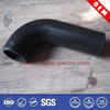 Customized food grade silicone 60 degree elbow pipe fitting