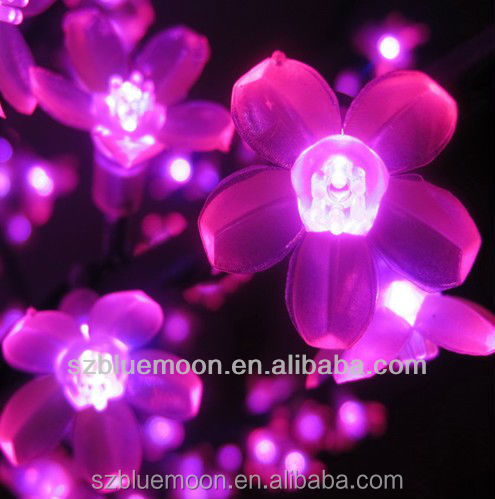 New Design wholesale cherry shape led light