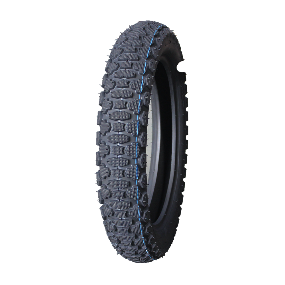 china two wheeler 300-17 motorcycle tire with front and motocross pattern