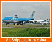 China Shenzhen/Xiamen/Ningbo air freight to Brasil--Michael