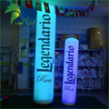 Rechargeable LED Cone Light / Inflatable PVC Light Air Cone / Large LED Balloons for Sale