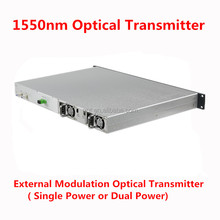 Mini catv wireless 1310 1550 optical transmitter
