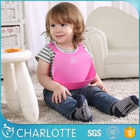 Wholesale High Quality Plain Baby Bibs