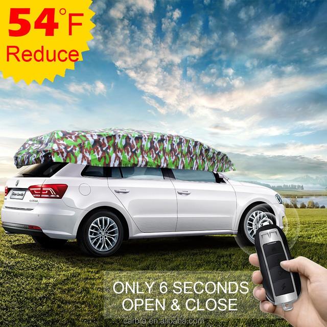 Car parking canopy tent outdoor car window blinds