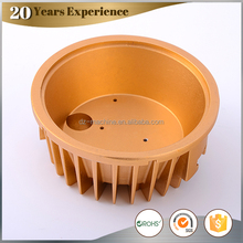 Die Casting Aluminum Custom Made LED Lampshade Parts