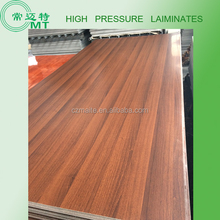 1300*2800mm decorative melamine compact High Pressure Laminate