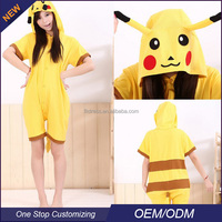 Wholesale Adult Pikachu Mascot Costume