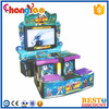 3D Arcade Cabinet Game Machine Hot Sale Double Players With Seats
