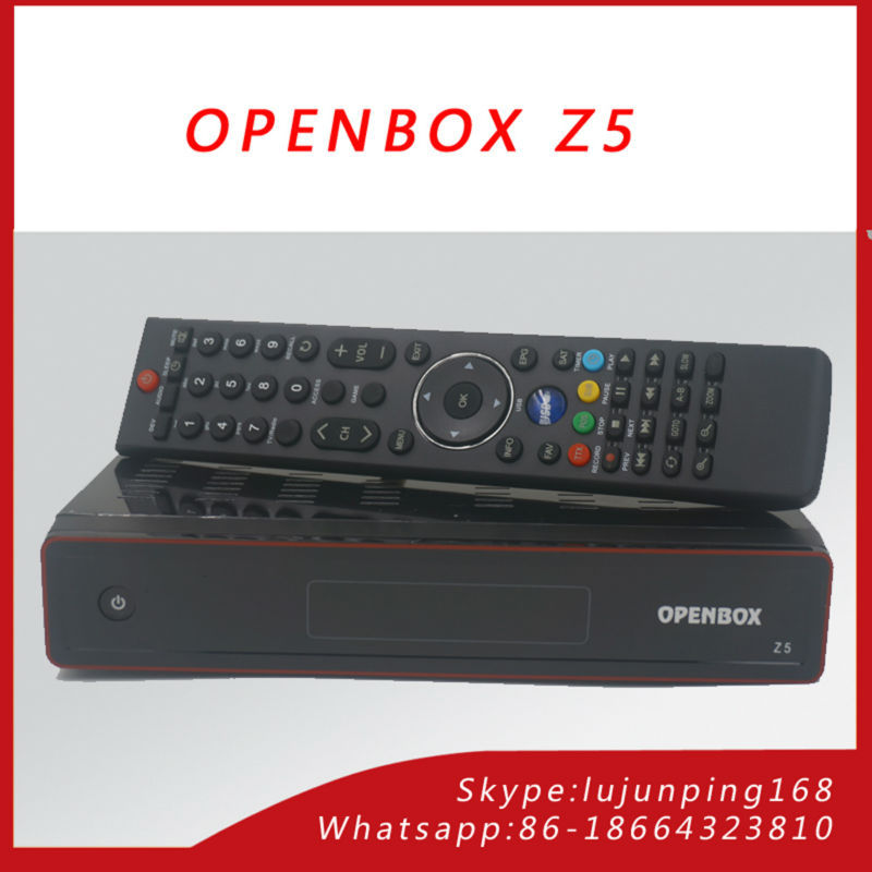 Original Openbox X5 update modle 1080p Full HD Satellite Receiver openbox z5