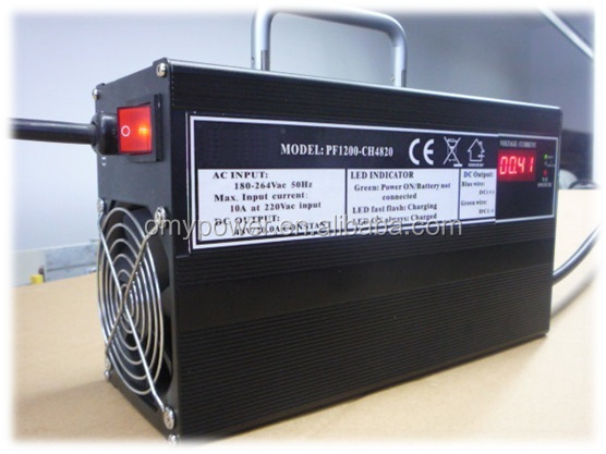 Ac To Dc Converter 20a 2500w Ac To Dc Golf Cart Electrical Vehicle ...