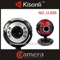Night vision camera, pc camera usb 2.0 5.0 mega pixels