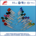 Sterile disposable blood collection needle