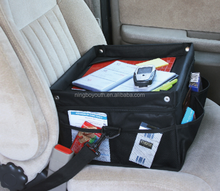 CO0017 Sturdy Auto Front Seat Organizer, In-car Writing table