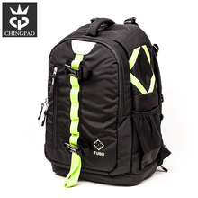 New recycle hidden camera bag backpack