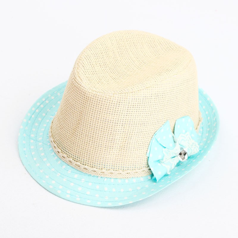 Custom Flower Baby Hat Little Girl Floral Summer Straw Beach Hat Kids Fashion Fedora Hats Boys Jazz Cap Photo Head Wear Sun Cap