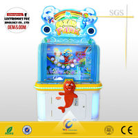 hot sale ocean park theme lottery game machine
