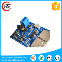 Prototype pcb assembly, pcba, meter pcb with components