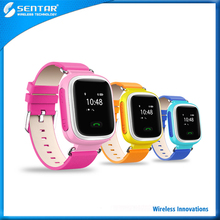 New Products 2016 GPS Tracker Kids GPS Smart Watch For Children