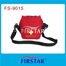 Hottest design nylon bag eva first aid kits empty bags