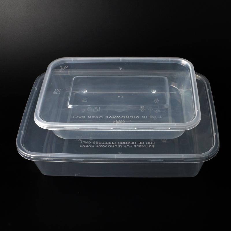 Very Tightness Reusable Lunch Box With Dividers