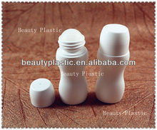 perfume PE bottle with PP roller 30ml 40ml