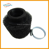 China Popular Cheap pit bike dirt bike parts motorcycles air filter
