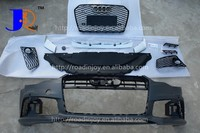FOR NEW AUDI 2016 A6 RS6 FRONT BUMPER ,RS6 AUTO BODY KITS
