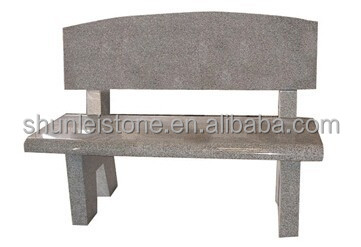 Funeral cemetery bench headstones benches