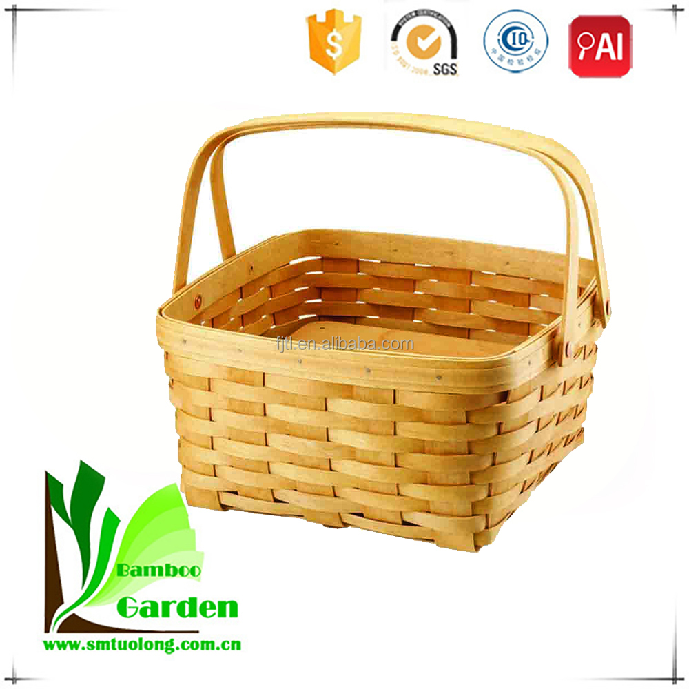 Basket Weaving With Bamboo : Mini bamboo weaving storage basket buy