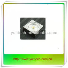 Surface Mount PKG/SMD 380~390nm 385nm High Power UV Diode LEDs Power 2w~3w/watt for wide applications