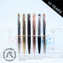 Retail Samples Are Available Classic Design Ball Bearing Pen For Man