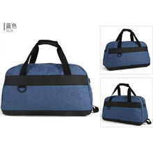 Fashion waterproof nylon leather duffle bag sports leisure bags travel dry bags for men & women