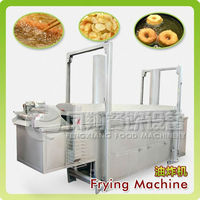 FYM-300 potato chips frying machine