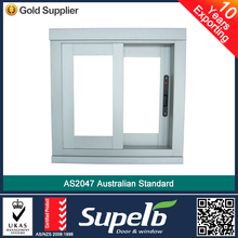 Aluminium Double Glazed Aluminum Sliding Windows Export to Australia & NZ