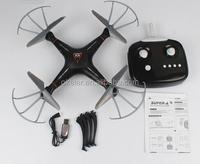 Air Photography Remotrol Control Plane Helicopter 2.4Ghz Professional RC Toy Drone with Camera