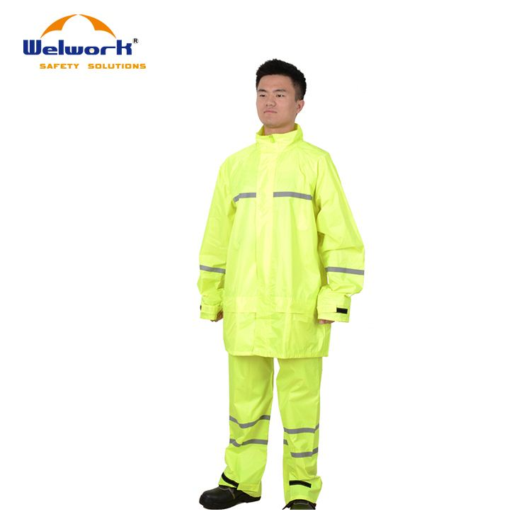Factory Price Custom Design womens rain wear