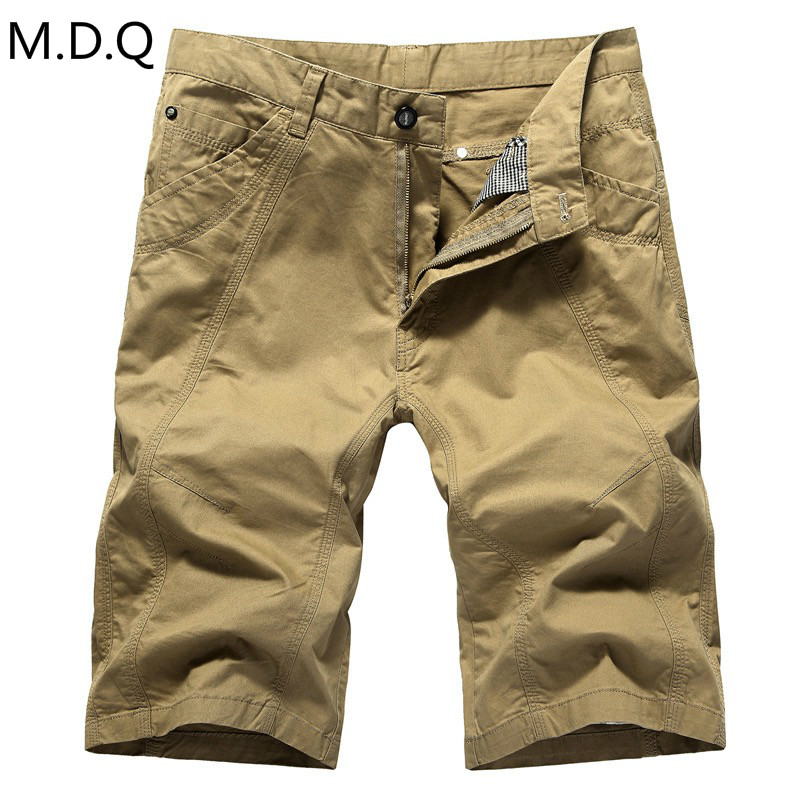 OEM hot sale fancy cotton 3/4 men's short pants