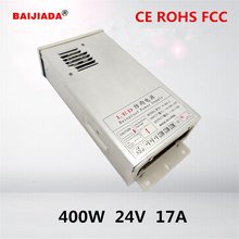 24V17A 400W rainproof power supply 24V dc output led rainproof power supply 400W 17amp 24v outdoor power supply