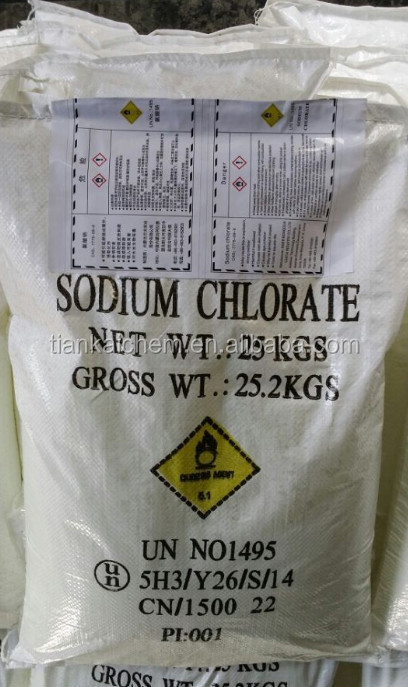 Factory Price for Sodium Chlorate 99%