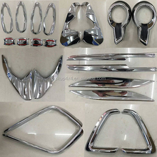 Full Set of TRD Chromed Kits for Hilux Revo TRD Style Pick Up Accessories