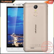 Alibaba China Hot 3GB RAM 16GB ROM 8MP Ulefone Metal Q Mobile 4G Smart Phone