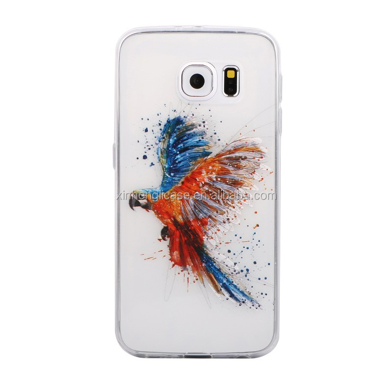 Newest Design TPU Priting Case for Samsung S7 For Samsung S7 edge