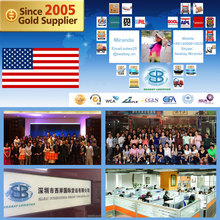 China Air Shipping Agent Logistics Service to USA the United States of America