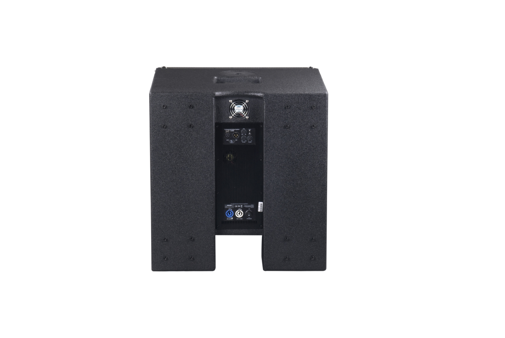 professionl mini line array audio system 2-way for live show dual 6.5inch