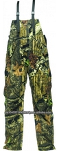 Emerald Color Hunting wear with Camo printing Pants