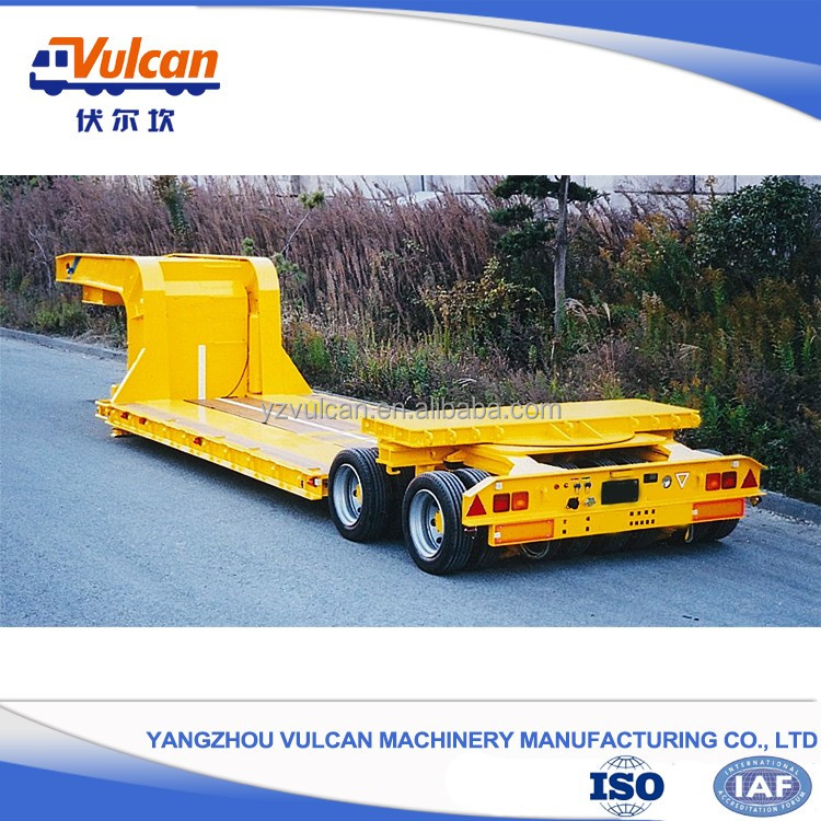 2016 Newest Products 4 Wheel utility Semi Trailer (Customized )