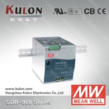 MEAN WELL Power Supply switching 960w SDR-960-24 24V industrial DIN Rail led driver