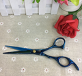 New fashion design stainless steel barber scissors 12-160