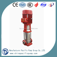 CDL stainless steel vertical multistage fire fighting pump