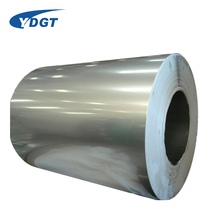 favorable price 201 rolled galvanized / colored coated gi stainless steel coil